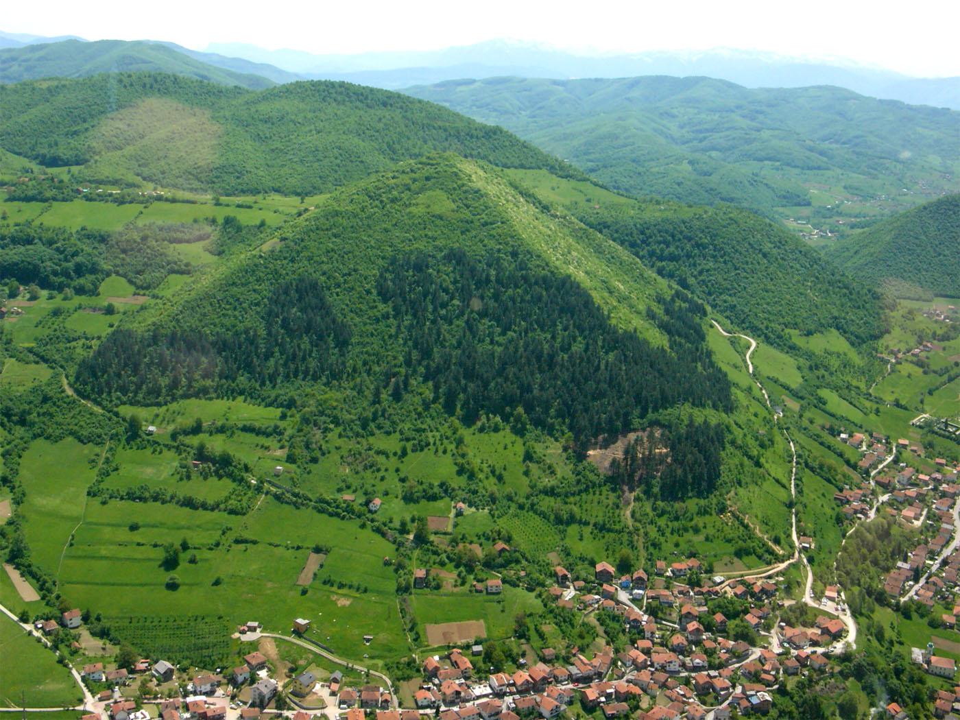 اهرامات البوسنة والهرسك