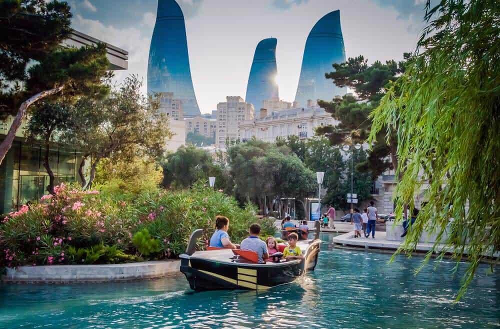 جولة الي قوبا في اذربيجان