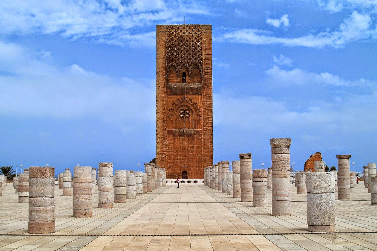 رحلة الى مدينة رباط