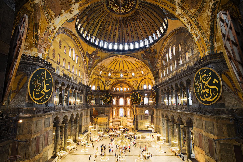 رحلة متاحف ومساجد اسطنبول