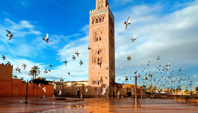 مراكش المغرب