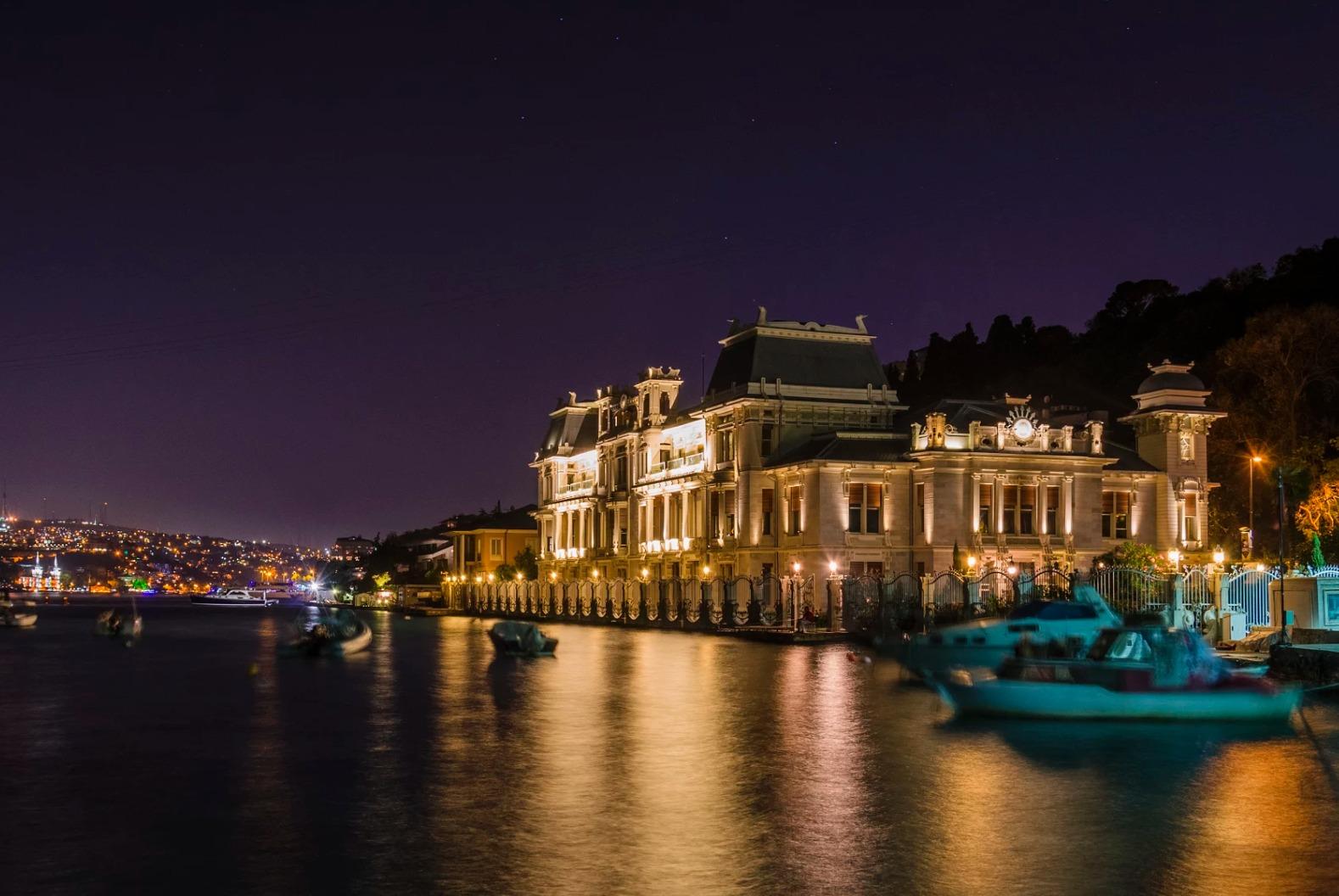 جدول سياحي في اسطنبول لمدة 7 ايام