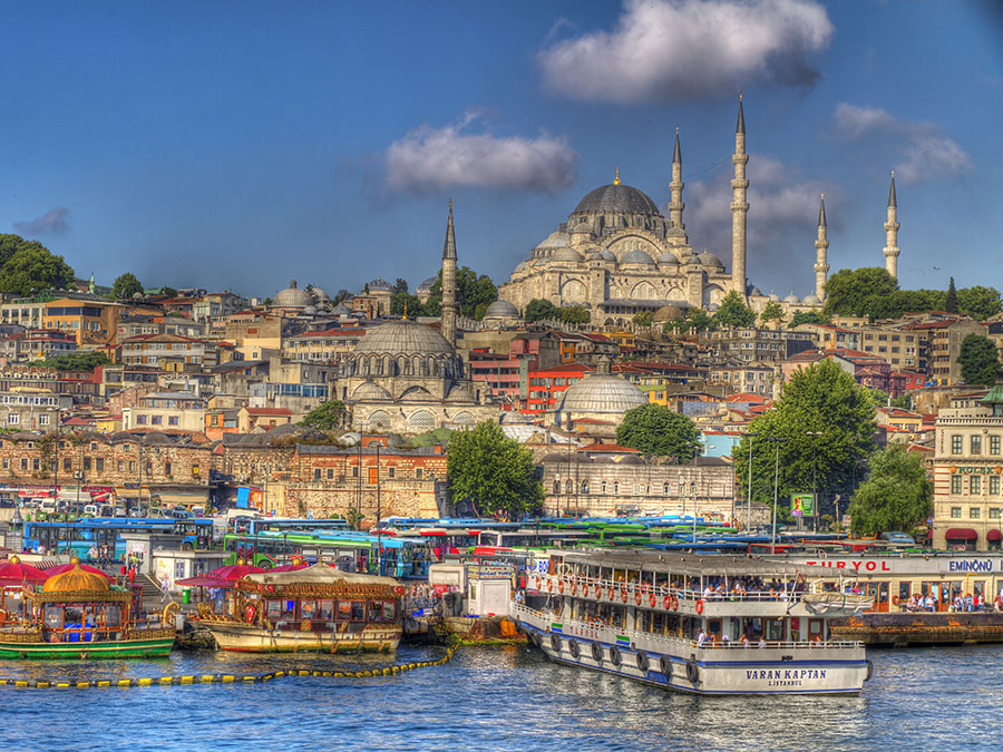 برنامج سياحي اسطنبول يومين