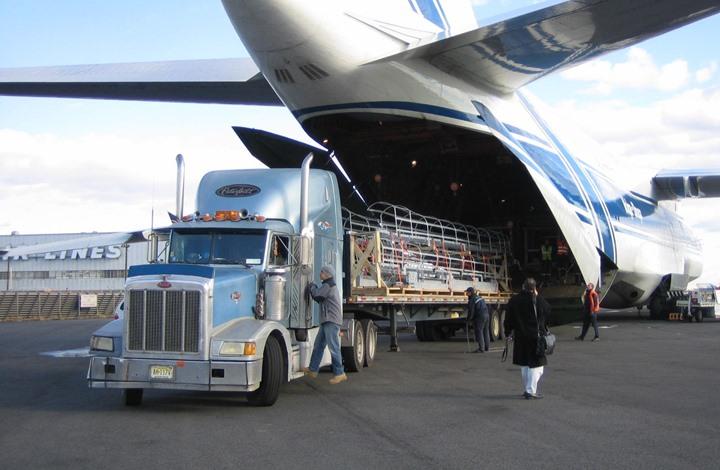 الشحن من تركيا الى قطر